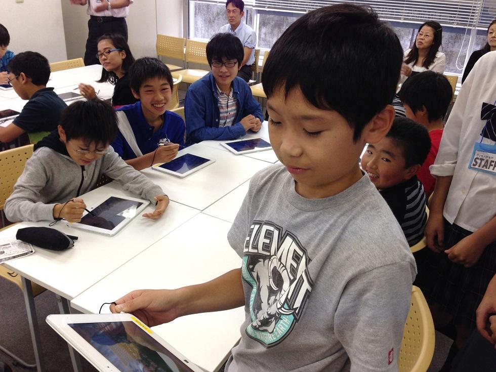 子ども大学水戸 プレ講義(個別3)