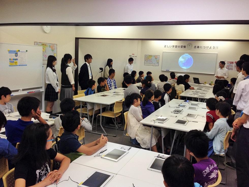 子ども大学水戸 プレ講義(全体1)