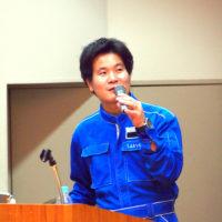 子ども大学水戸第5期JAMSTEC大西琢磨先生